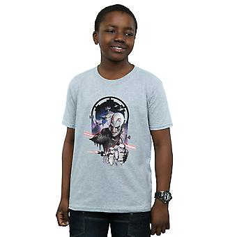 Star Wars Boys Rebels The Grand Inquisitor T-Shirt