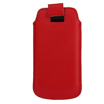 Eloisa asia laukku dian kansi punainen