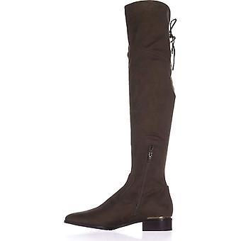 Ivanka Trump Womens Lnde Closed Toe Over Knee Fashion Boots