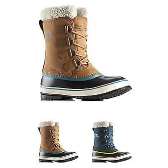 Womens Sorel Winter Carnival Waterproof Nylon Winter Hiking Walking Boots