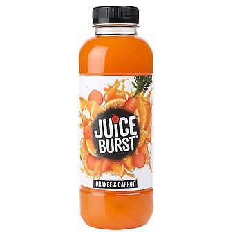 Juice Burst Orange and Carrot Juice Drinks