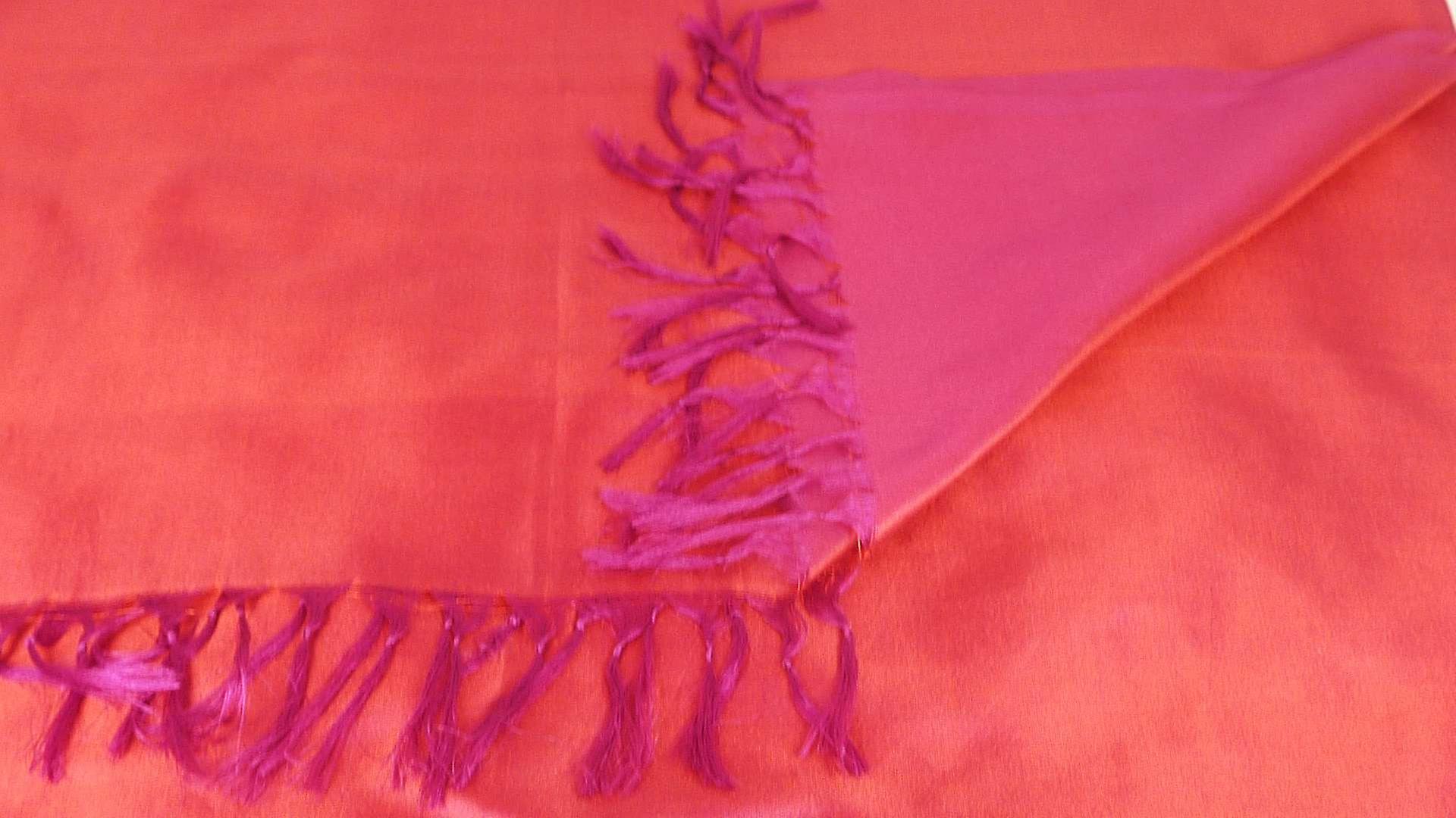 Varanasi Silk Long Scarf Heritage Range Bopanna 5 by Pashmina & Silk