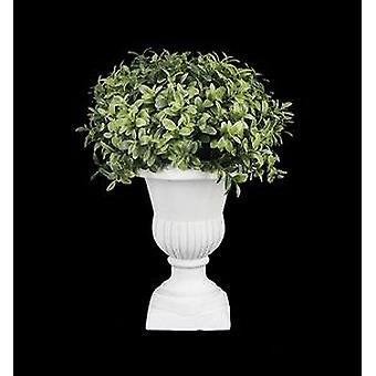 Artificial Classic Urn Potted Greenery Complete