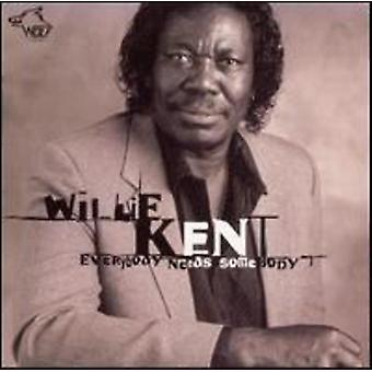 Willie Kent - Everybody Needs Somebody [CD] USA import