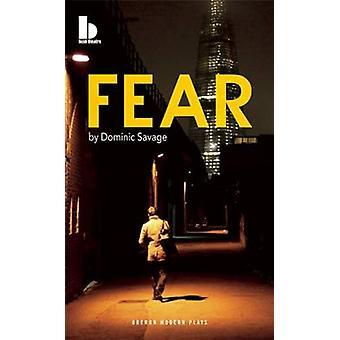 Angst von Dominic Savage - 9781849434201 Buch
