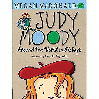 Judy Moody: tour du monde en 8 1/2 jours (Judy Moody série #7)