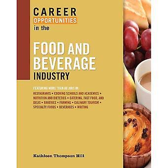 Karriärmöjligheter inom livsmedels- och dryckesindustrin