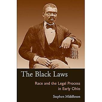 Die schwarzen Gesetze: Rennen und das Gerichtsverfahren in frühen Ohio