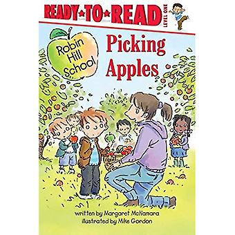Colhendo maçãs (Ready-To-Read Robin Hill School - nível 1)