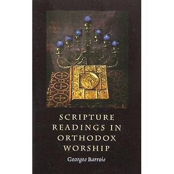 Skriften avläsningar i ortodox tillbedjan bok