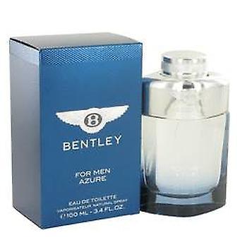 Bentley For Men Azure Eau de Toilette 100ml EDT Spray