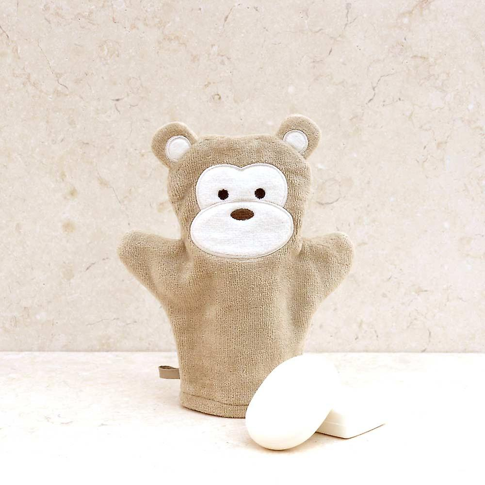 Cheeky Monkey bath mitt