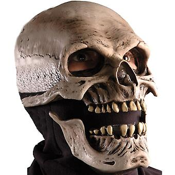 Death Latex Mask For Halloween