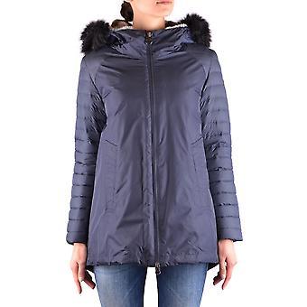 Colmar Originals Ezbc124024 Women's Blue Nylon Outerwear Jacket