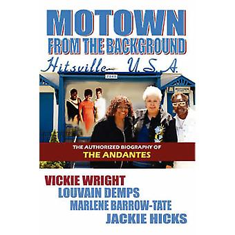 Motown From The Background by Wright & Vickie