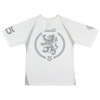 Jaco Mens Alistair Overeem Griffin T-Shirt - White