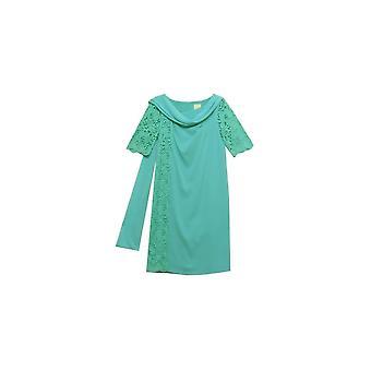 PAOLA Dress 4054A01 Turquoise