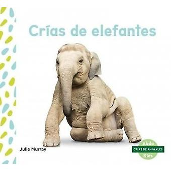 Crías de Elefantes (Elephant Calves) by Julie Murray - 9781532106156