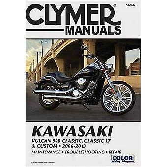 Kawasaki Vulcan 900 Classic - Classic LT and Custom - 2006-2013 by Cl