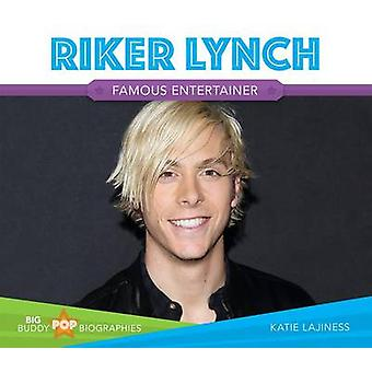 Riker Lynch by Katie Lajiness - 9781680780543 Book