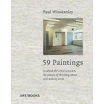 59 Paintings - In which the artist considers the process of thinking a