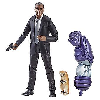 Captain Marvel 6-inch Legends Nick Fury Figure Toy