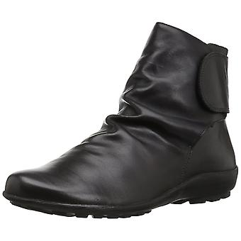 Walking Cradles Womens harlow Leather Closed Toe Ankle Fashion Boots