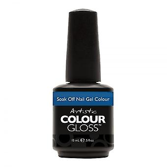 Artistic Colour Gloss Soak Off Gel Polish Primal Obsessions - Alpha Female