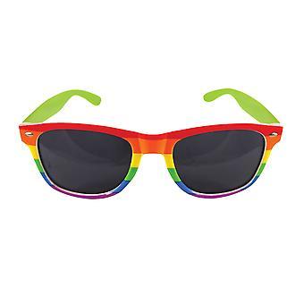 Bristol újdonság Unisex felnőttek Rainbow napszemüveg