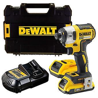DeWALT DCF887D2-GB 18V Brushless G2 3Speed Impact Driver Kit