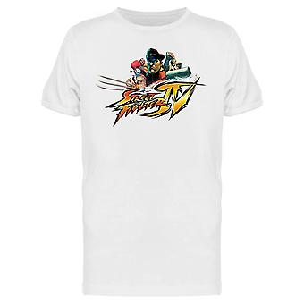 Street Fighter M Bison Vega tee Men ' s-Capcom designs
