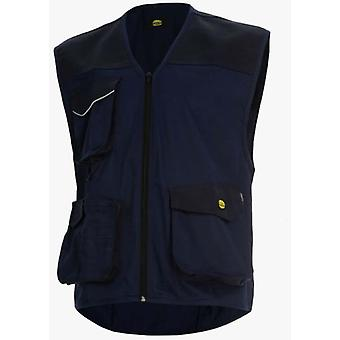 Utility Diadora Move Blue Vest (DIY , Tools , Security)