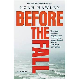 Before the Fall by Noah Hawley - 9781455561797 Book