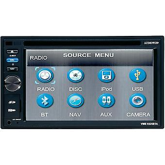 Audiovox VME 9325 BTA, B-stock