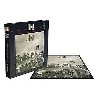 Rush Jigsaw Permanent Waves Album Cover new Official 500 Piece
