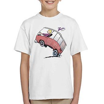 Zits Jeremy køre kid ' s T-shirt