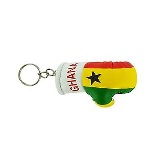 Cle Cles Key Flag Ghana Boxing Glove Flag