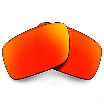 Polarized Replacement Lenses for Oakley Drop Point Sunglasses Red Anti-Scratch Anti-Glare UV400 by SeekOptics