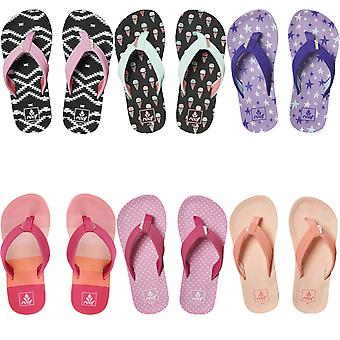 Reef Girls Ahi Kids Pool Beach Holiday Flip Flops Thongs Sandals