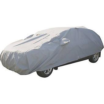 HP Autozubehör Komplett garasje utendørsnivåer / Hatchback Størrelse L (L x B x H) 483 x 178 x 120 cm Kompatibel med: Universal