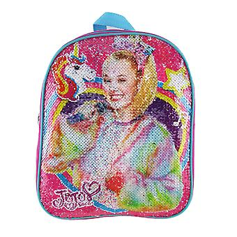 Small Backpack - Jojo Siwa - Unicorn Reverse Sequin 12