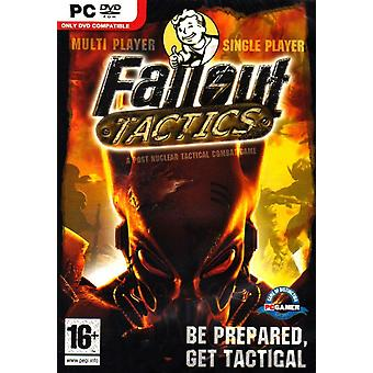 Fallout Tactics Brotherhood of Steel PC Game