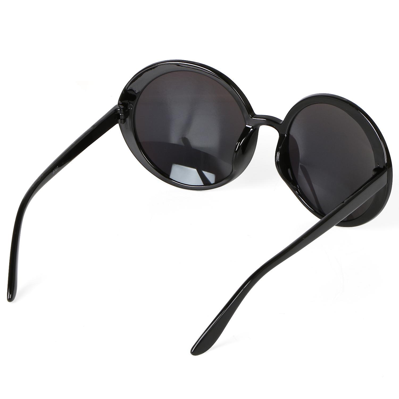 نظارات جولة تريكسيس للمرأة الأنيقة الفضية العدسات التي لها نسخ متطابقة