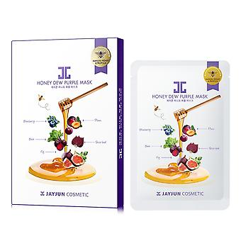 Jayjun Honey Dew Purple Mask 5pcs/box