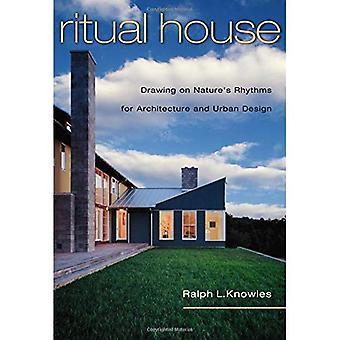 Rytuał House: Rysunek na rytmy natury dla architektury i urbanistyki