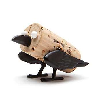 Crow Corkers - Wine Cork Animals!