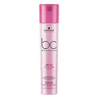 Shampoo for Coloured Hair Bc Schwarzkopf 2097 (250 ml)