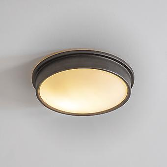 Garden Trading Ladbroke Bathroom Ceiling Light In Antique Bronze