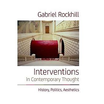 Rockhill & Gabrielin nyky-ajatuksen interventiot