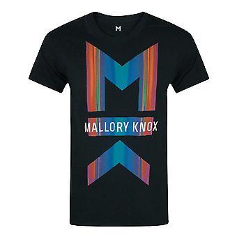Mallory Knox Asymmetry Logo Men's T-Shirt